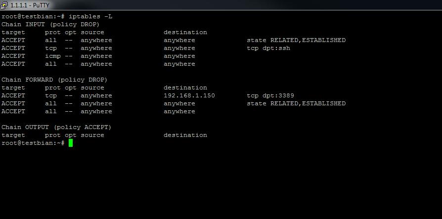 Le NAT 2/3 – Construire un routeur linux avec iptables