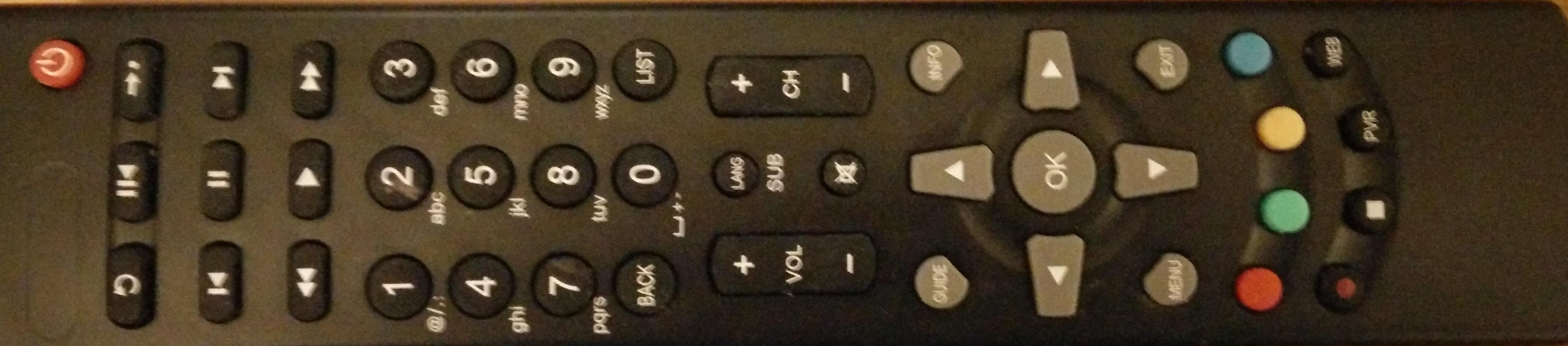decodeur-remote
