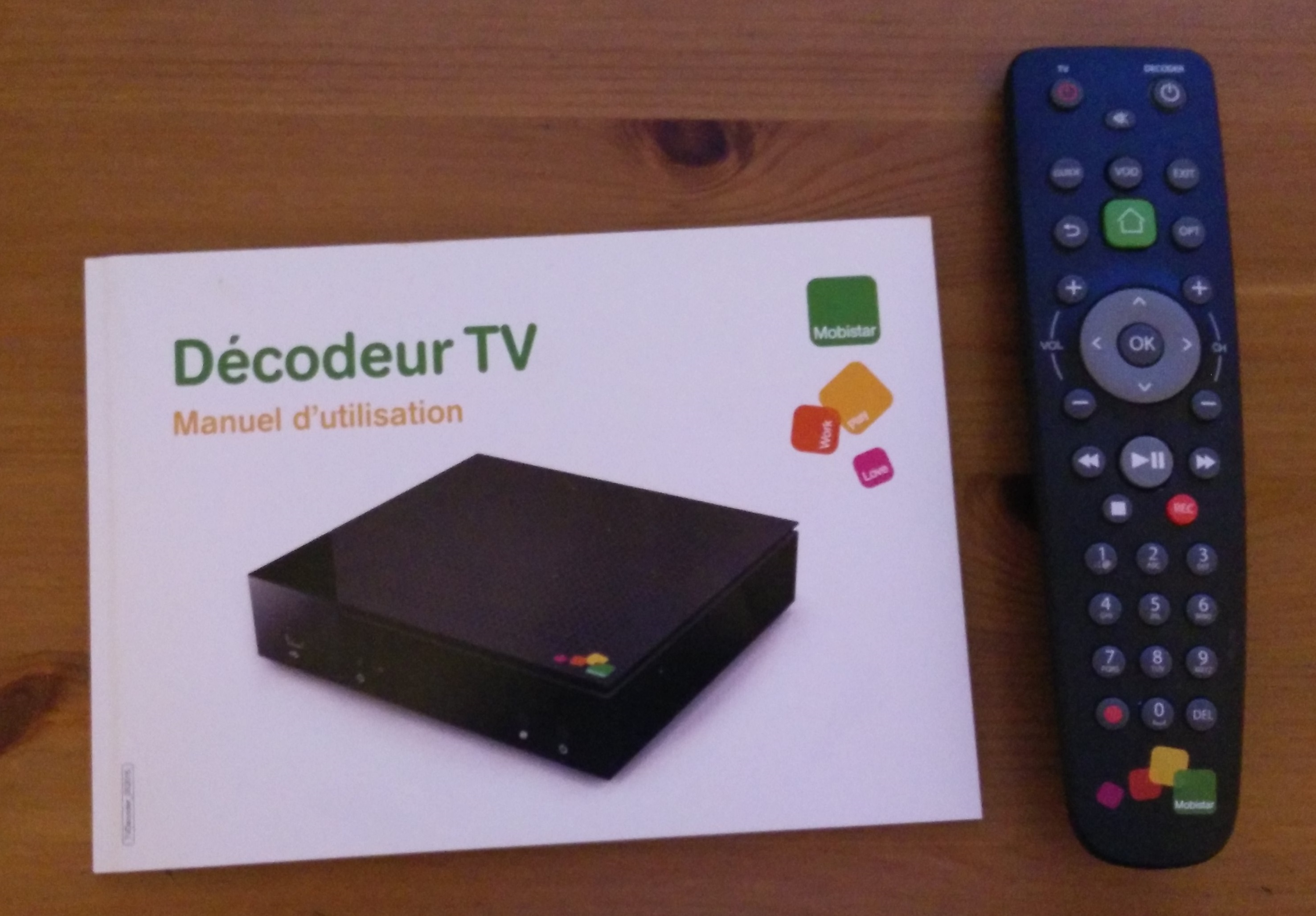 Netsh Be Test De La Solution Mobistar Internet Tv Via